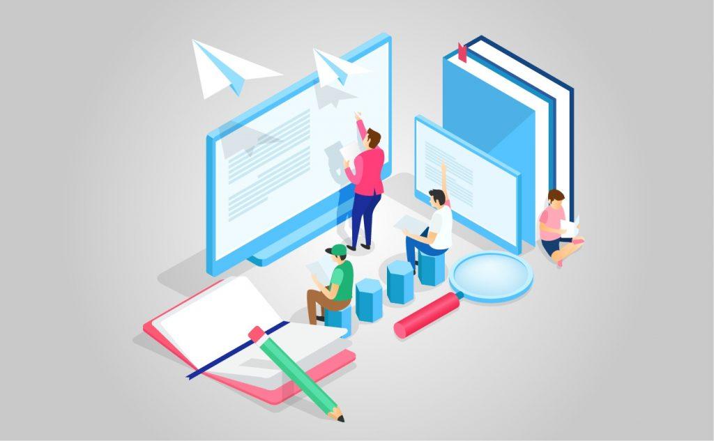 e-learning có thể mang lại cơ hội học tập theo yêu cầu cho sinh viên