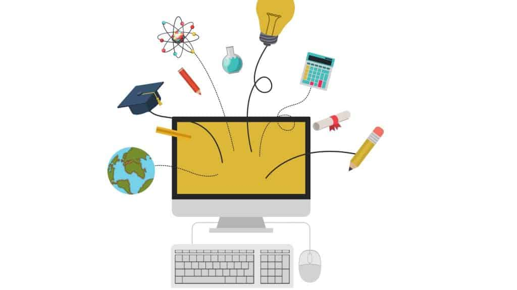 istance learning, không phải là tương lai khả năng mà giáo dục đại học phải chuẩn bị