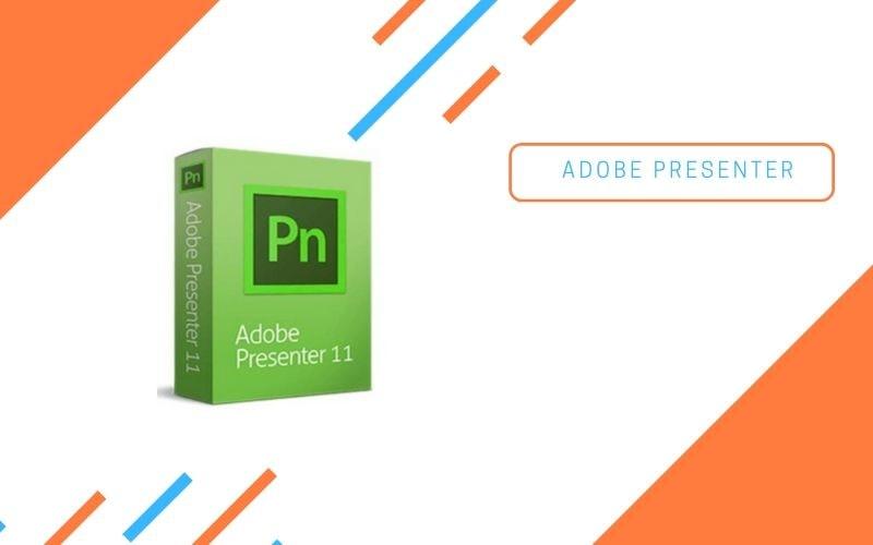Phần mềm e learning adobe presenter 7