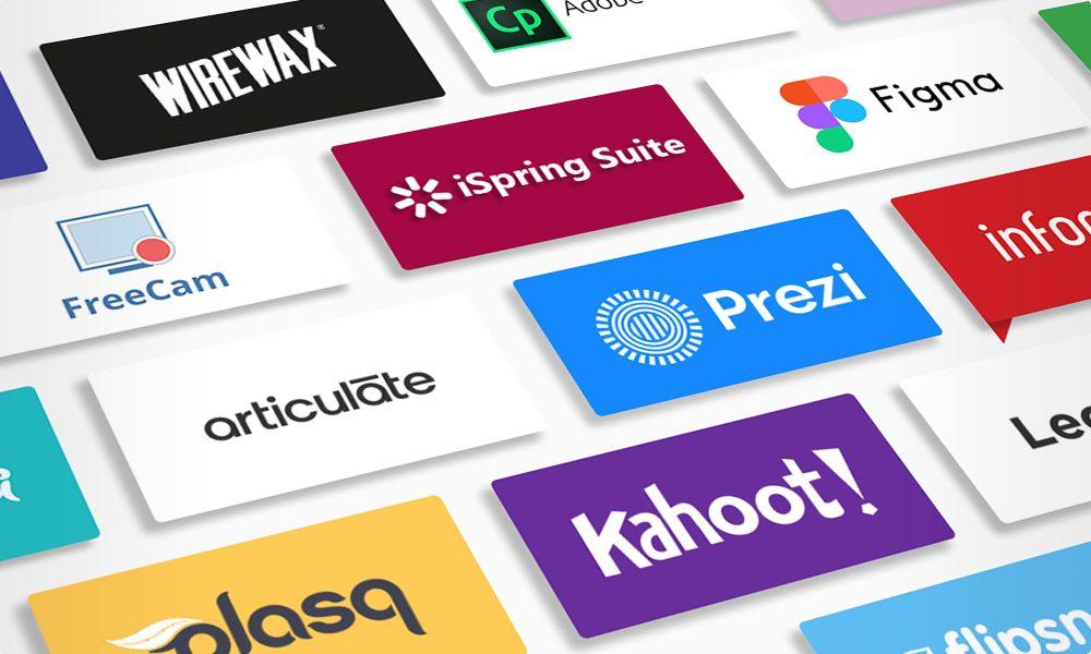 Phần mềm thiết kế e-learning