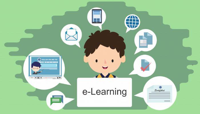 Vai trò của e-learning trong giáo dục là tác động đến giáo viên, người hướng dẫn