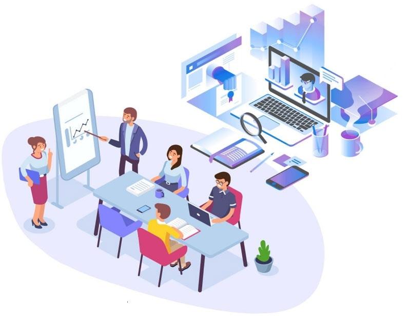 Vai trò của e-learning trong giáo dục đã tác động đến từng đối tượng liên quan