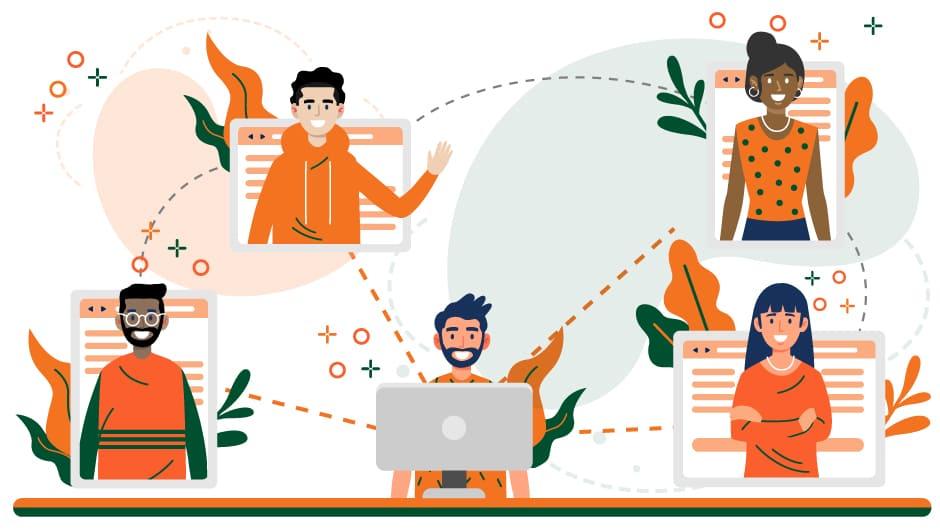 Ý kiến về dạy học trực tuyến