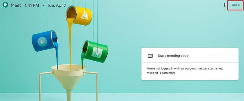 Hướng dẫn tất tần tật cách dạy học trực tuyến bằng Google meet