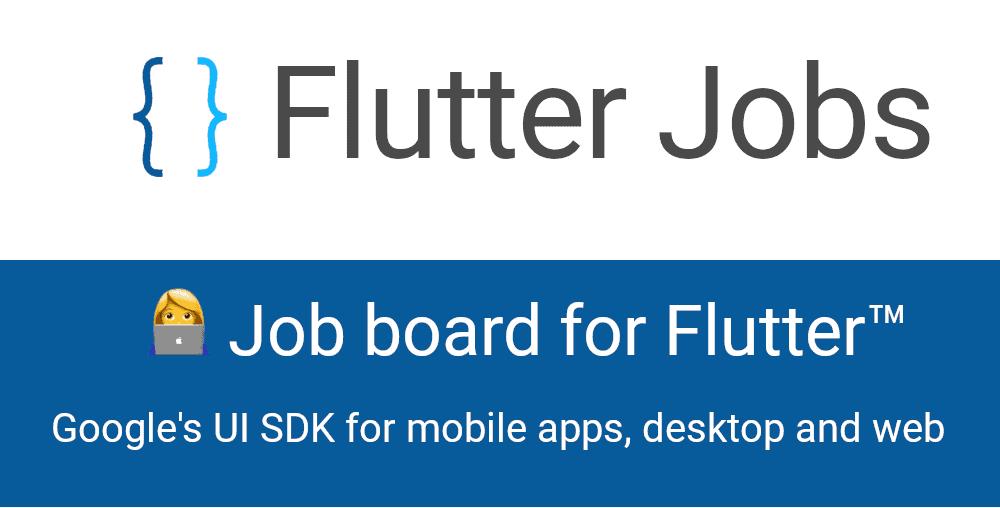 tuyển dụng flutter