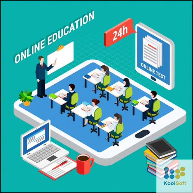 Quản lý lớp học dễ dàng với phần mềm koolsoft e-learning
