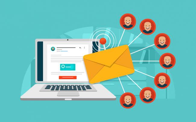 Quảng cáo khóa học qua Email Marketing