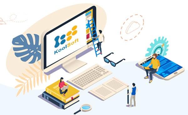 Phần mềm quản lý giáo dục tiểu học Koolsoft