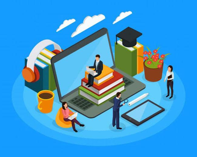 Vận hành hệ thống e-learning
