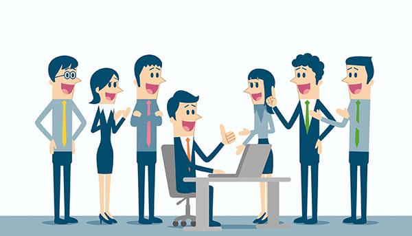 Đội ngũ giảng viên cho ý tưởng kinh doanh giáo dục